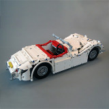 Technic MOC Classic Jaguar Roadster MOC-10690