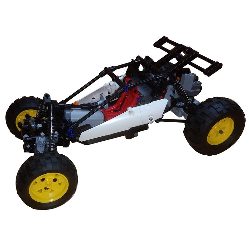 Technic MOC PF Buggy 2 MOC-1812
