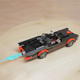Technic MOC 1966 Batmobile MOC-24651