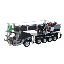 Technic MOC 42078 - C model - Mobile crane MOC-40985