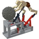 Technic MOC Sisyphus Kinetic Sculpture MOC-3955