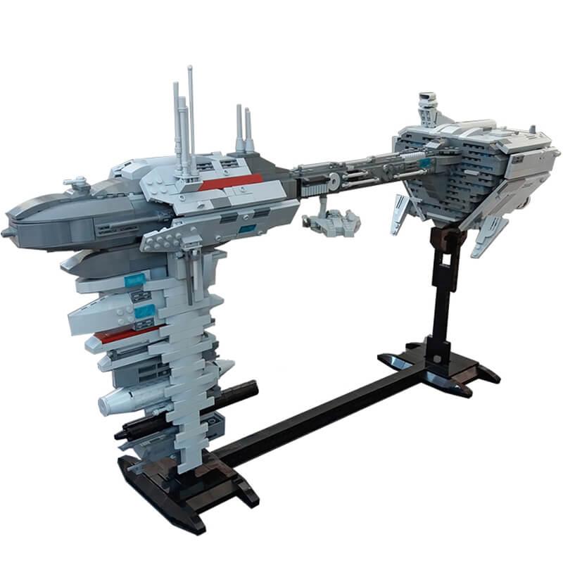Star Wars MOC EF76 Nebulon-B Escort Frigate MOC-34757