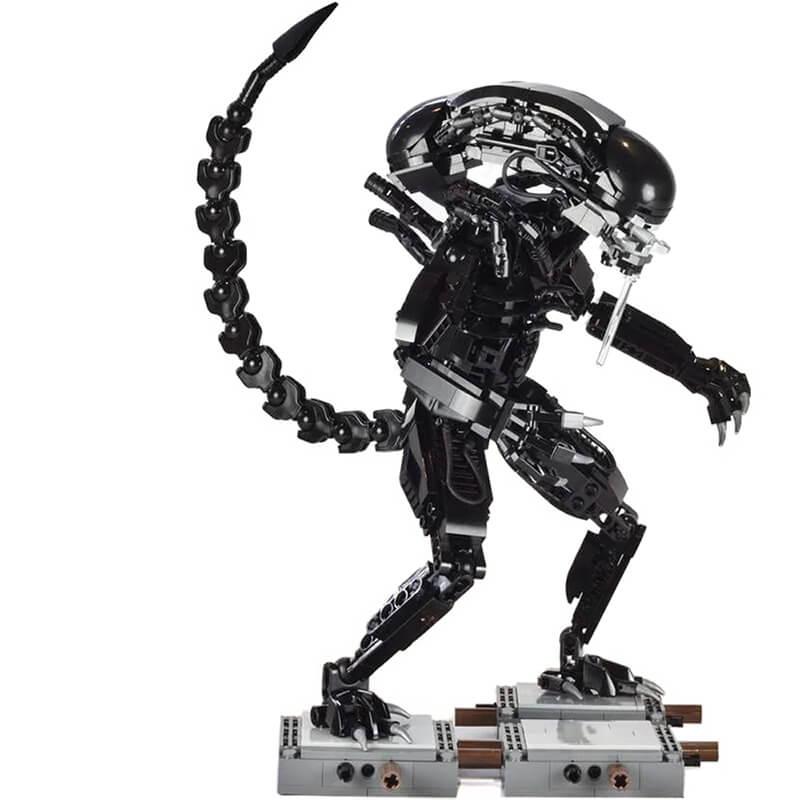 Super Hero MOC Alien Xenomorph MOC-27578