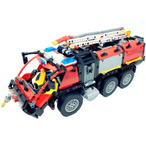 Technic MOC Airport Crash Tender MOC-20299