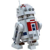 Star Wars MOC Mini UCS R5-D4 MOC-7184