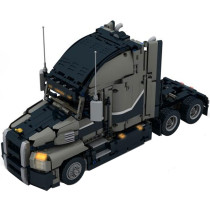 Technic MOC Custom MACK RC modification MOC-12660