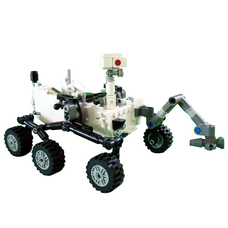 Space MOC Mars Science Laboratory Curiosity Rover MOC-0271