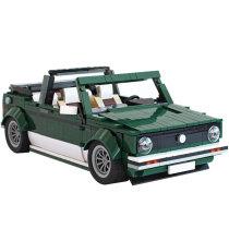 Technic MOC 10242 VW Golf MK1 Cabriolet MOC-26778
