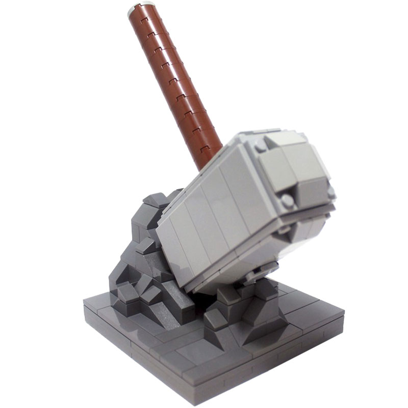Super Hero MOC Thor's Hammer MOC-22560