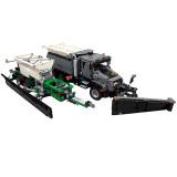 Technic MOC 42078 alternate - Mack Granite Snow Plow MOC-22014