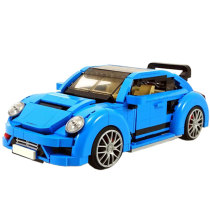 Technic MOC 2017 VW New Beetle MOC-22874