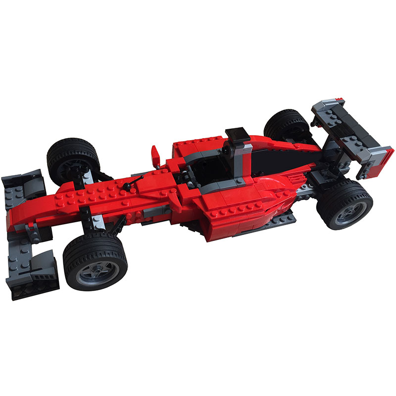 Technic MOC 10248 F1 Racer MOC-21508