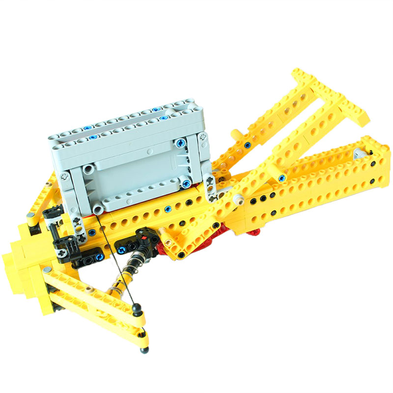 Technic MOC Repeating Crossbow MOC-9058