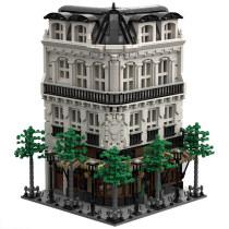 MOC-40476 Paris Boulangerie & Studio
