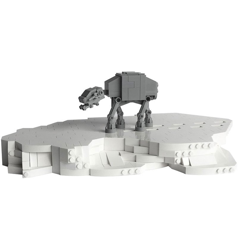 MOC-8089 Tiny AT-AT