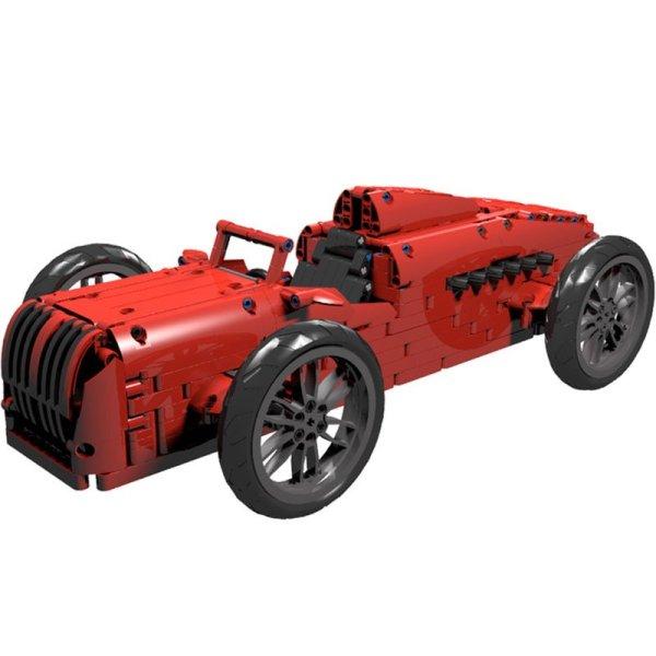 MOC-8018 Red Road Racer SBrick