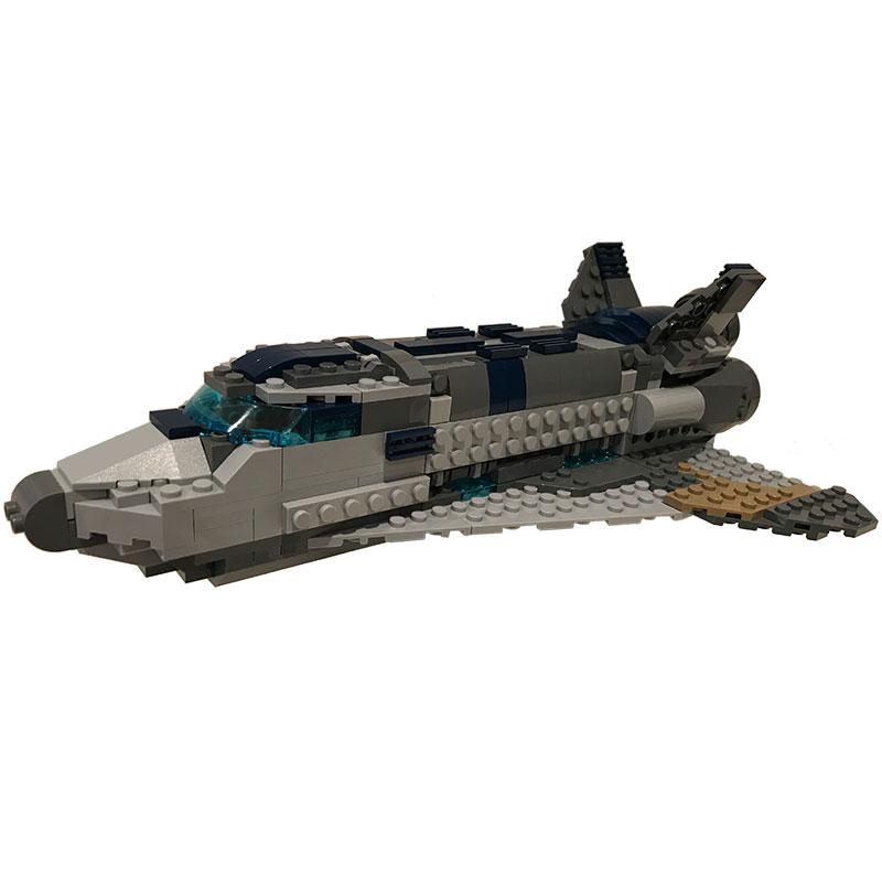 MOC-8784 Space Shuttle
