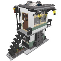 31036 Railroad tower MOC-4307