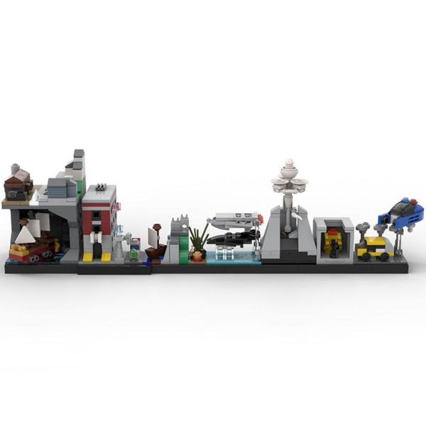 MOC-30428 Cults of the 80s