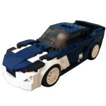 75885 Chevy Corvette MOC-13594