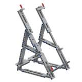 Millennium Falcon Vertical Display Stand #75257