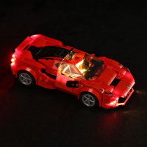 Ferrari F8 Tributo #Lego Light Kit for 76895
