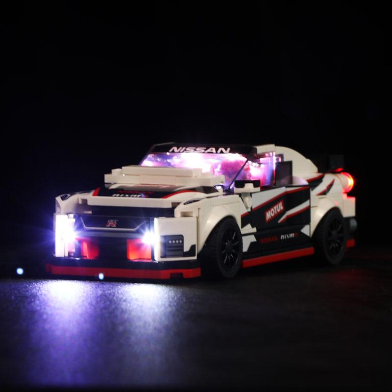 Nissan GT-R NISMO #Lego Light Kit for 76896