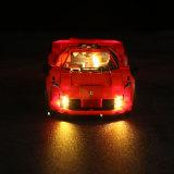 Ferrari F8 Tributo #Lego Light Kit for 76895