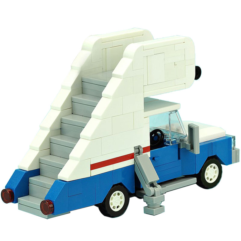 MOC-10485 Stairs truck