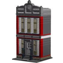 MOC-4916 RedWall Modular House