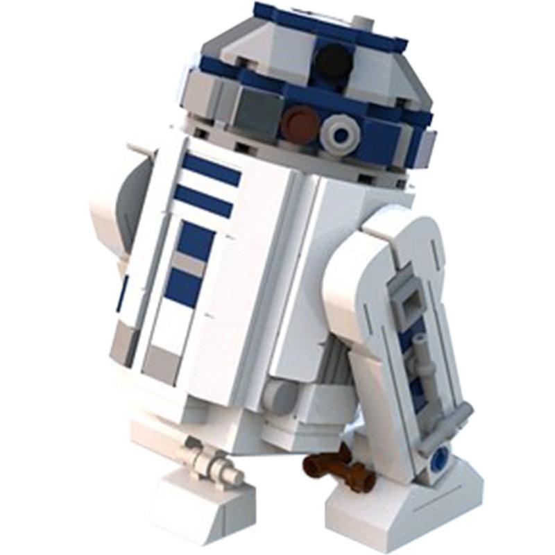MOC-6266 Mini UCS R2-D2