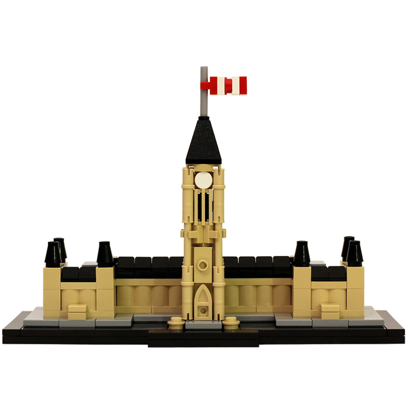 MOC-0182 Parliament Buildings of Canada