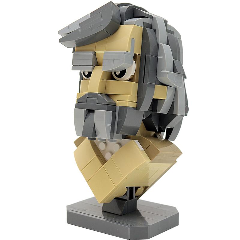 MOC-12873 Custom Force Hero MOC