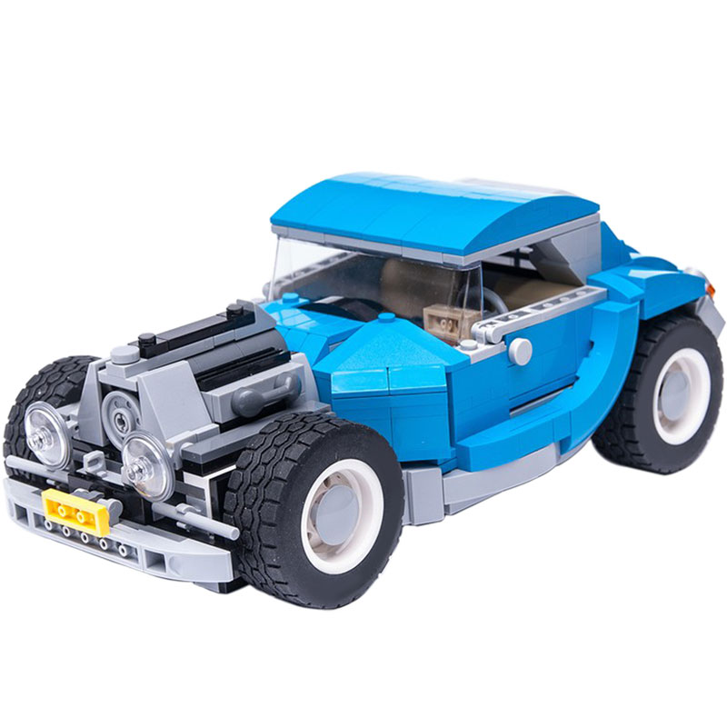 MOC-22200 10252 Hot Rod