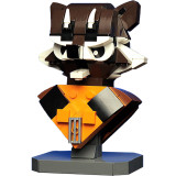 MOC-13297 Custom Rocket Raccoon Bust