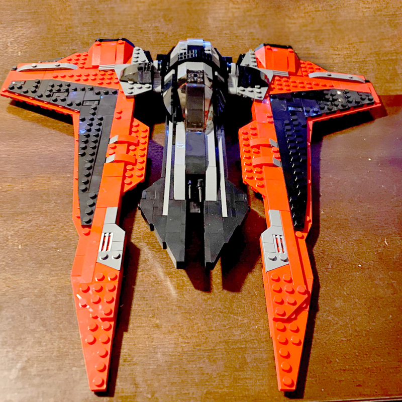 Star Wars Darth Maul/'s Gauntlet Fighter Building Toy Lego Replica 32053 kid gift