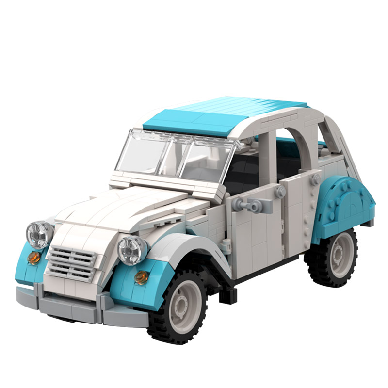MOC-24284 Citroen 2CV Dolly