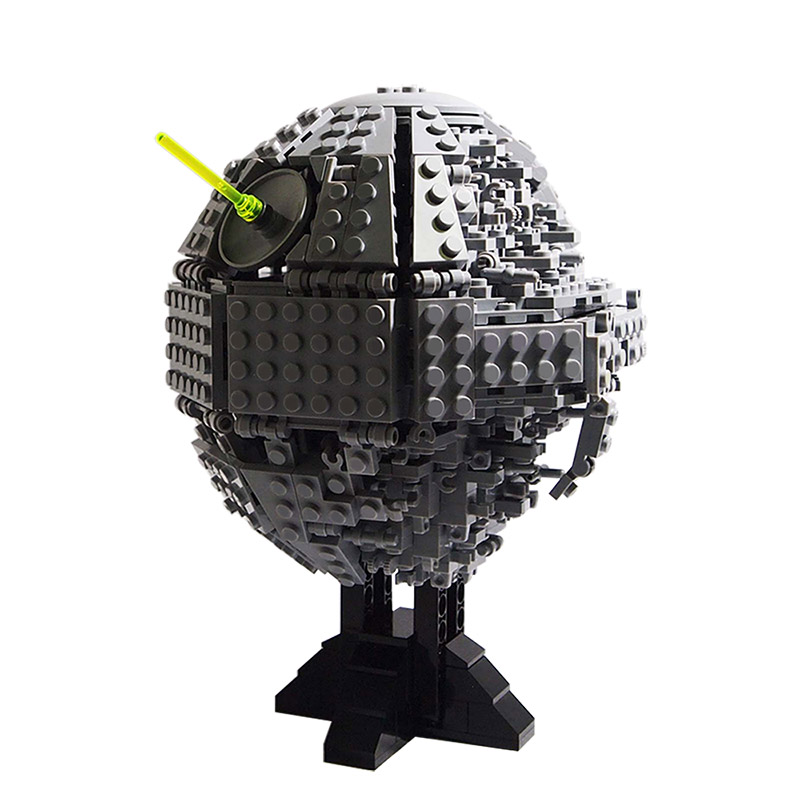 MOC-5505 Death Star II midi-scale