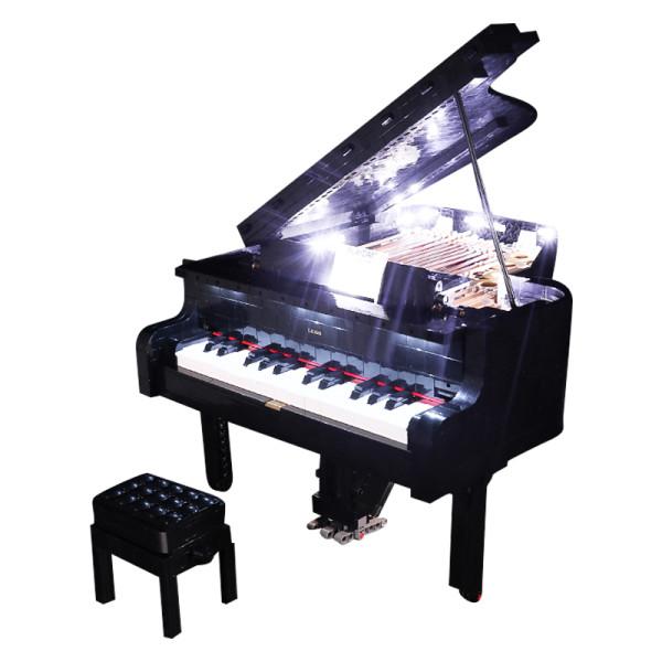 Grand Piano #Lego Light Kit for 21323