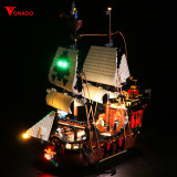Pirate Ship #Lego Light Kit for 31109