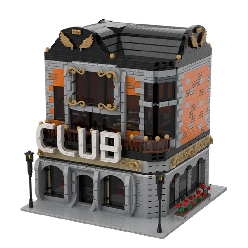 MOC-35552 Modular CLUB Building