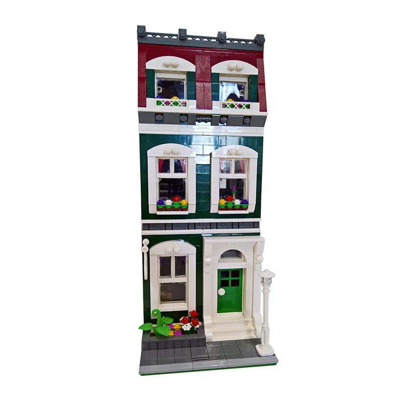 MOC-12003 Fortune Teller's House