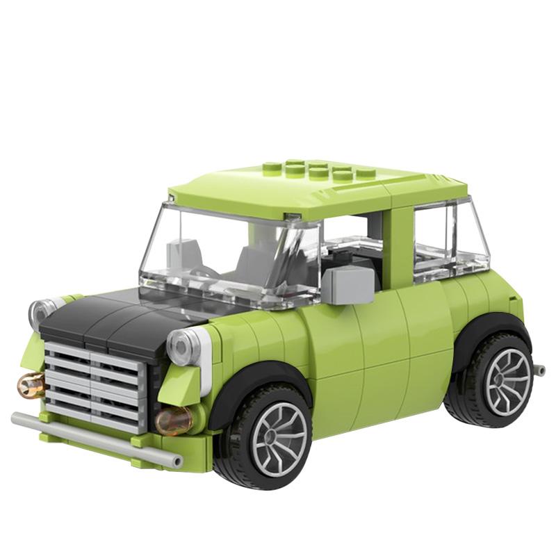 MOC-39171 Mr. Bean's Mini