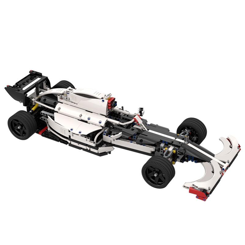 MOC-31079 2019 Formula 1 (F1) car - 42096 B Model