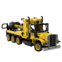 MOC-43434 42108 American Tow Truck - alternate build