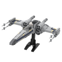 Star Wars MOC EXS-wing Starfighter - Minifig Scale MOC-18144
