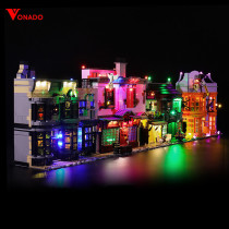 Harry Potter Diagon Alley™ #Lego Light Kit for 75978