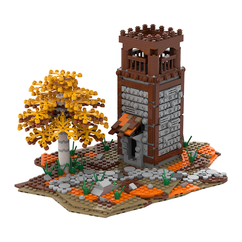 MOC-42970 Watch Tower