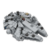 MOC-41461 Millenn ium Falcon-Micro-With cradle stand