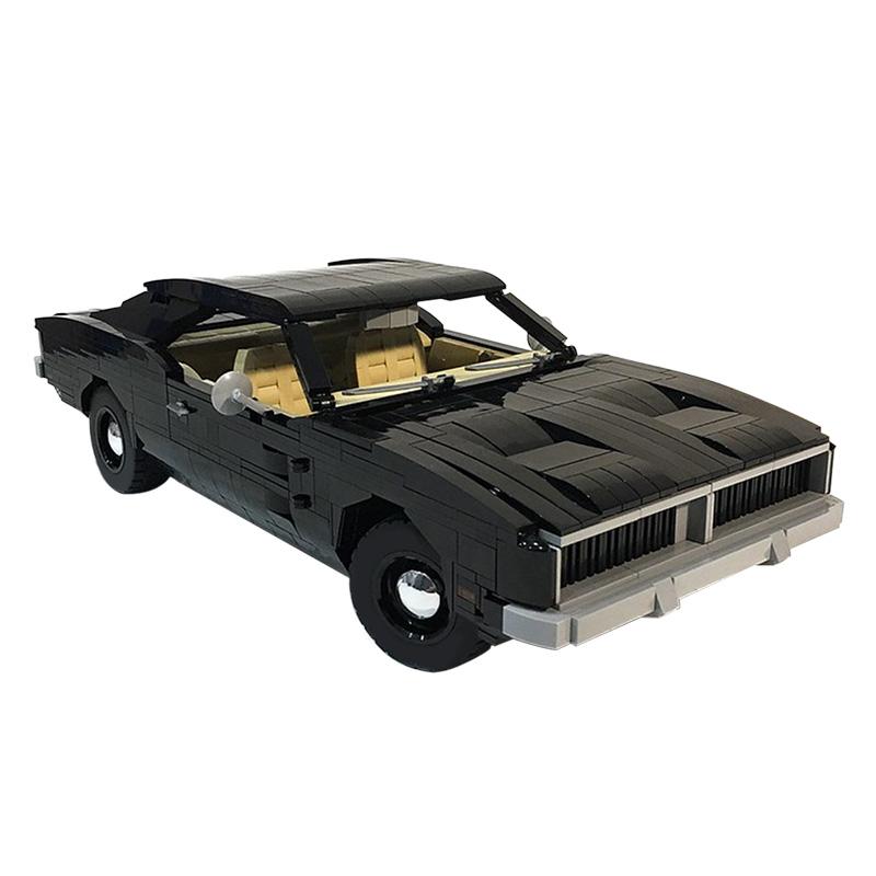 MOC-35555 Dodge Charger R/T 1969
